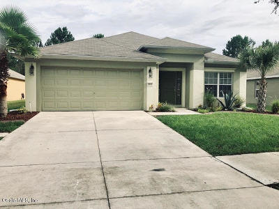 Ocala Single Family Home For Sale: 5460 SW 41st Street