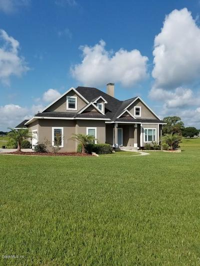 Marion County Single Family Home For Sale: 1756 NW 85th Loop