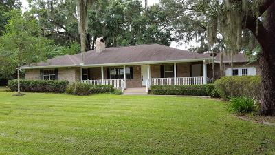 Summerfield Single Family Home For Sale: 5450 SE 146th Lane