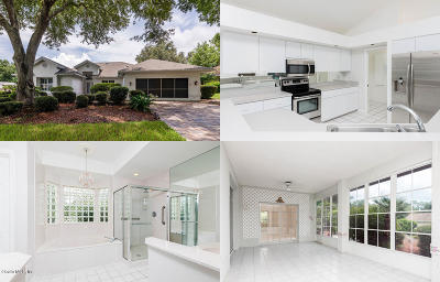 Ocala Single Family Home For Sale: 11468 SW 82nd Circle