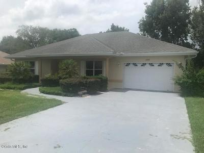 Summerfield FL Single Family Home Pending: $187,900