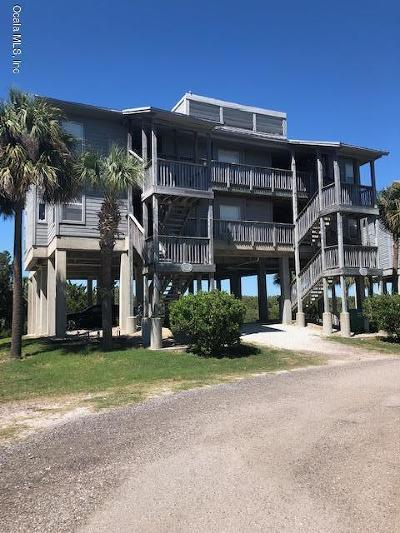 Cedar Key Condo/Townhouse For Sale: 11 Old Mill Drive #10 A