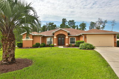 Ocala Single Family Home For Sale: 10435 SW 45th Court