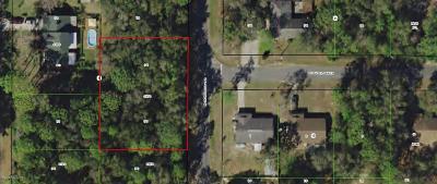 Citrus County Residential Lots & Land For Sale: 8488 N Orangebud Terrace