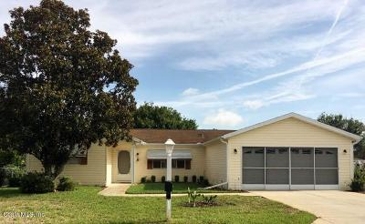 Summerfield FL Single Family Home For Sale: $143,500