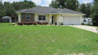 Summerfield Single Family Home For Sale: 14270 SE 36th Court