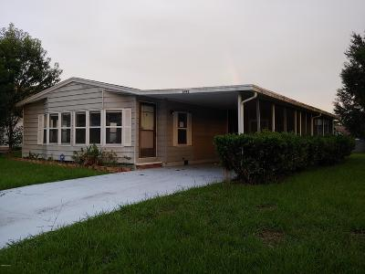 Mobile/Manufactured For Sale: 6492 SW 80th Place