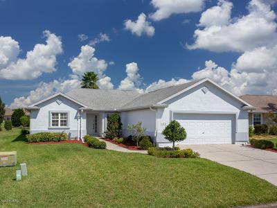 Summerfield FL Single Family Home For Sale: $200,000