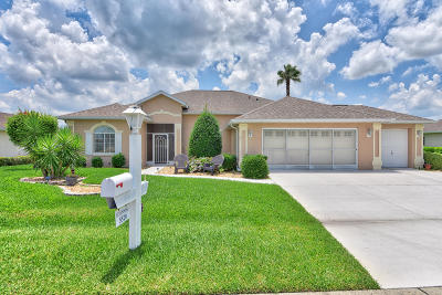 Ocala Single Family Home For Sale: 5520 NW 23rd Place