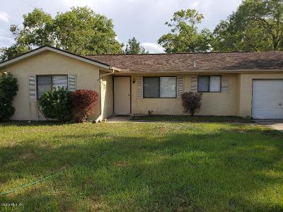 Ocala Single Family Home For Sale: 8700 SE 79th Avenue Road