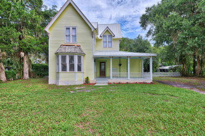 Belleview Single Family Home For Sale: 5931 SE Robinson Road