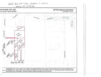 Ocala Residential Lots & Land For Sale: SW 52nd Street
