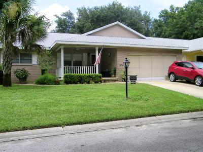 Ocala Condo/Townhouse For Sale: 8741 SW 96th Lane #C