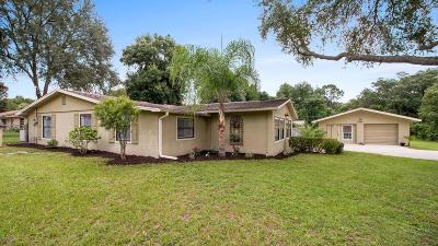 Marion County Single Family Home For Sale: 13349 SE 106th Terrace