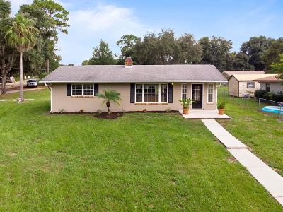 Ocklawaha Single Family Home Pending-Continue to Show: 13381 SE 106th Court
