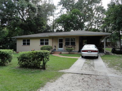 Marion County Single Family Home For Sale: 636 SE 31st Avenue