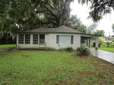 Ocala Single Family Home For Sale: 2036 NE 3rd Street