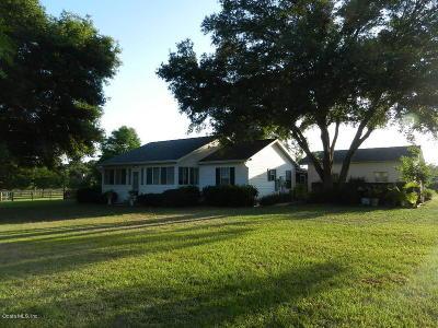 Ocala Farm For Sale: 2230 NW 150 Avenue
