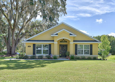 Ocala Single Family Home For Sale: 1215 SE 9th Avenue