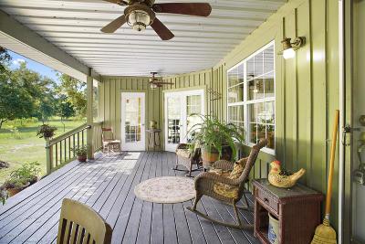 Ocklawaha Single Family Home For Sale: 11101 SE 141st Avenue Road