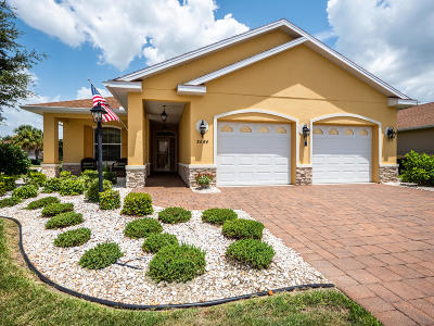 Ocala Single Family Home For Sale: 8684 SW 88th Loop