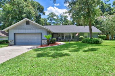Ocala Single Family Home For Sale: 5063 SE 37th Avenue