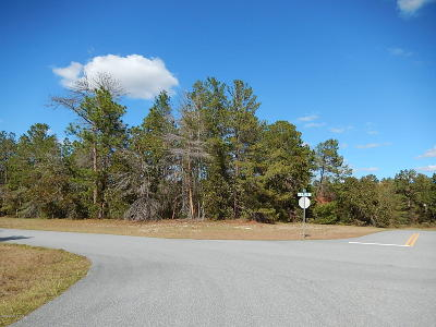 Ocala Residential Lots & Land For Sale: SW 161st Place Road