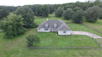 Reddick Farm For Sale: 11500 NW 167th Place