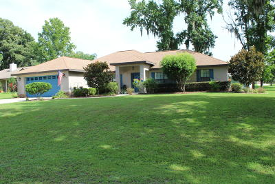 Marion County Single Family Home For Sale: 391 NE 56th Street