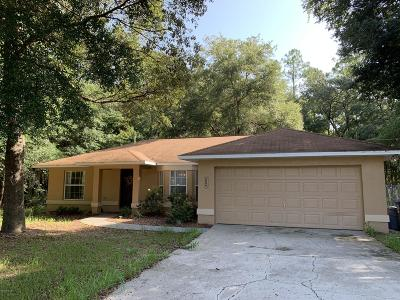 Citrus County Single Family Home For Sale: 9009 N Anton Way Way
