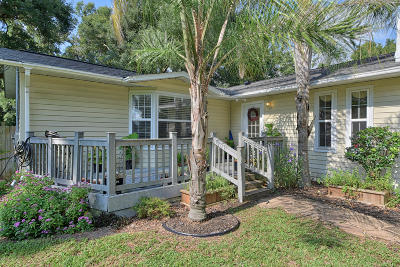Marion County Single Family Home For Sale: 7540 SW 79th Place