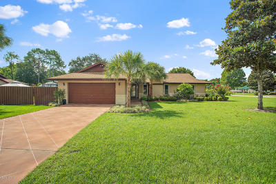 Ocala Single Family Home For Sale: 10225 SW 73rd Court