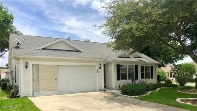 The Villages Single Family Home For Sale: 1401 Arredondo Drive