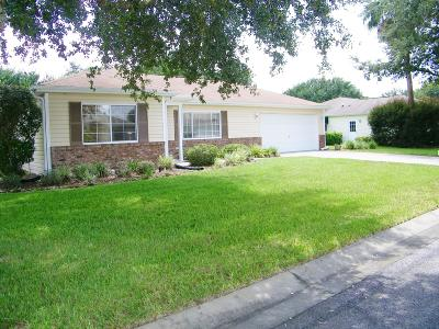 Dunnellon Single Family Home For Sale: 14119 SW 115th Terrace
