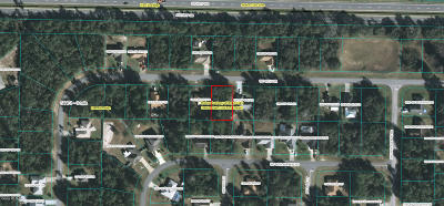 Ocala Residential Lots & Land For Sale: SW 40th Circle