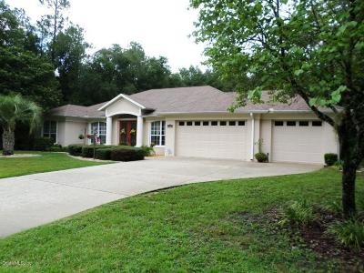 Citrus County Single Family Home For Sale: 10273 N Athenia Drive
