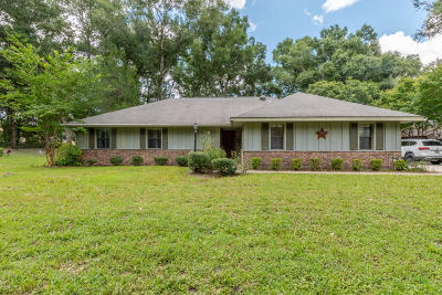 Ocala Single Family Home For Sale: 10655 SW 68th Terrace