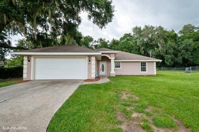 Ocala Single Family Home For Sale: 5971 NW 17th Street