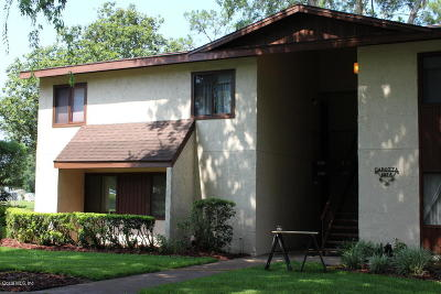 Ocala Condo/Townhouse Pending: 655 Midway Drive Drive #A