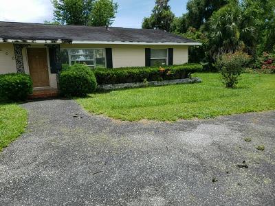 Ocala Single Family Home For Sale: 2000 SW 39th Avenue