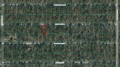 Dunnellon Residential Lots & Land For Sale: NW Highview Avenue