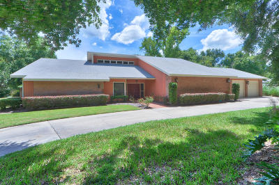Ocala Single Family Home For Sale: 2050 SE Laurel Run Drive