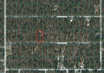 Dunnellon Residential Lots & Land For Sale: NW Shamrock Avenue