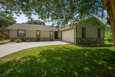 Ocala Single Family Home For Sale: 4420 NE 3rd Court