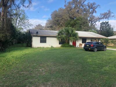 Ocala Single Family Home Pending: 3210 NE 15th Avenue