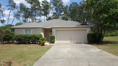 Marion County Single Family Home For Sale: 10415 SW 45th Court