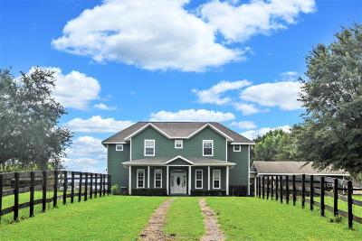Micanopy Farm For Sale: 6446 SE 169th Avenue