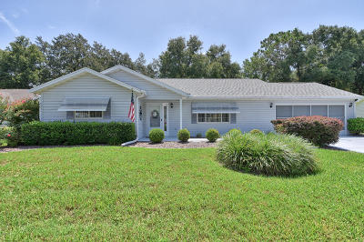 Dunnellon Single Family Home For Sale: 14876 SW 112th Circle