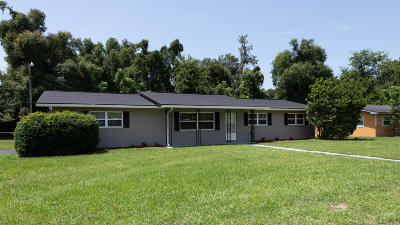 Marion County Single Family Home For Sale: 3800 SW 22nd Street