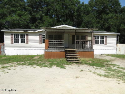 Ocala Mobile/Manufactured For Sale: 7576 NW 55th Avenue